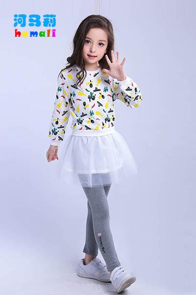 河马莉童装品牌2017年春夏新品