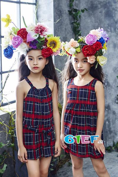 小资范童装品牌2017年春夏新品