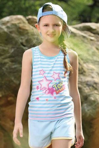 索黛纳童装品牌2017年春夏新品上市