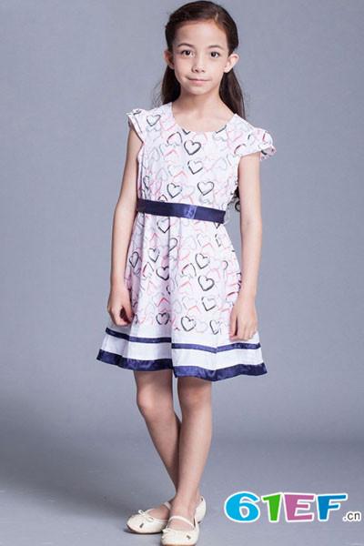 伟尼熊童装品牌 质量好 更新快 高品质的童装