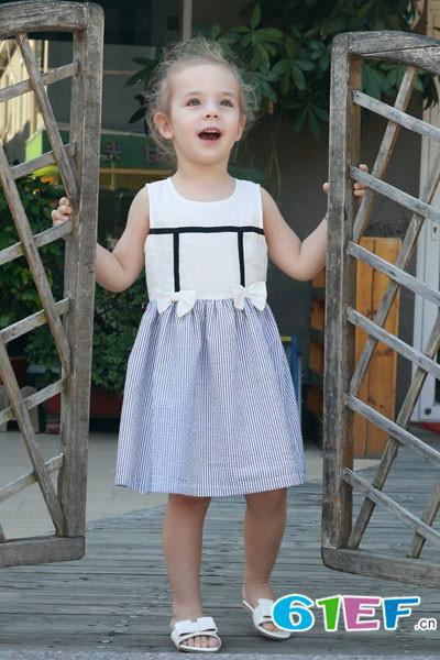 源自童话王国的梦想 芭乐兔童装品牌的纯真的情怀