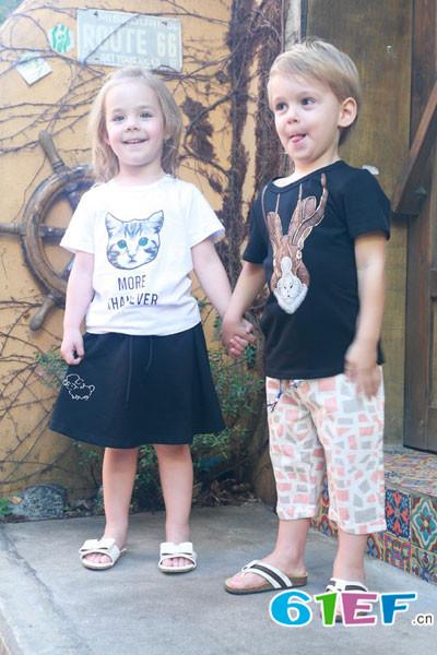 加盟芭乐兔童装品牌  独家的儿童防走丢系统 优先占领市场