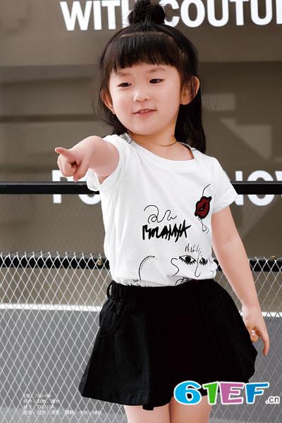 007零零柒童品童装品牌2017年春夏新品
