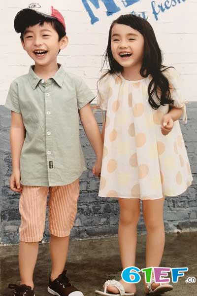 其墨儿童装品牌2017年春夏新品