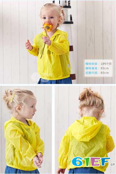 贝贝怡童装品牌优势 顶尖品质兼具亲民的价格