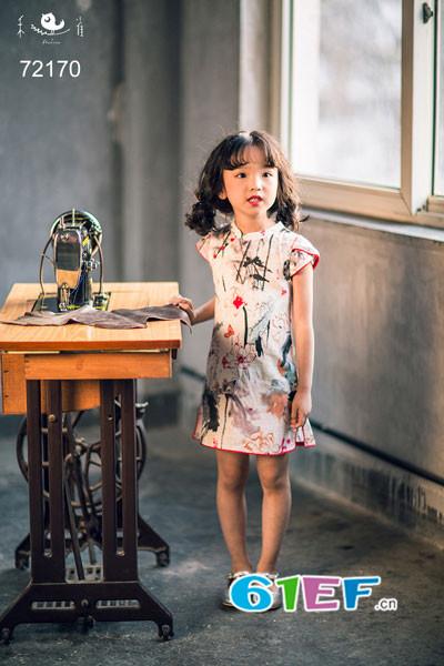 安蒂宝贝童装品牌2017年春夏新品