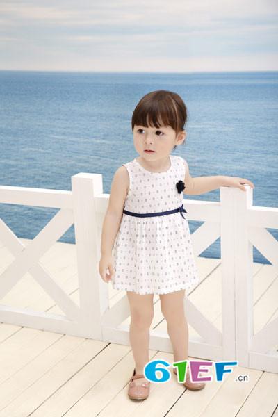 婴姿坊yingzifan童装品牌2017年夏季新品