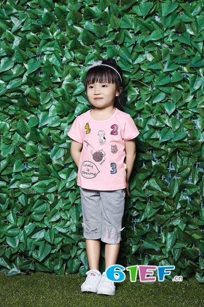 贝布熊BeiBuXiong童装品牌主张 我的Style我作主