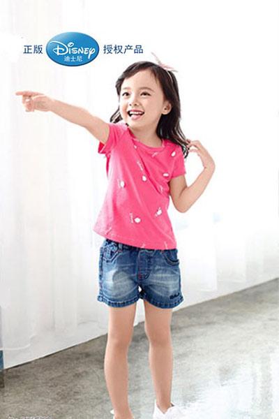 伟尼熊童装品牌2017年夏季新品