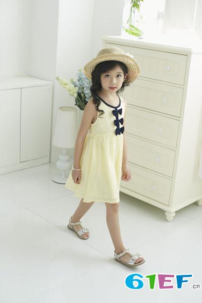 韩维妮童装品牌,给孩子们阳光、自信的好时光