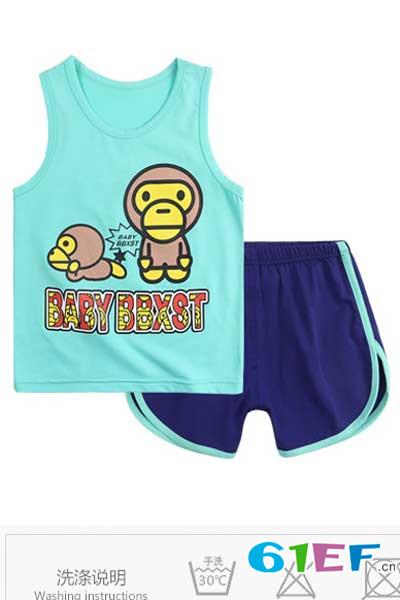 百变小神童童装品牌