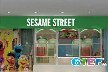 芝麻街SesameStreet店铺展示