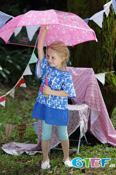 爱佳乐Rag Mart童装品牌田园风 完美相交映的童趣生活