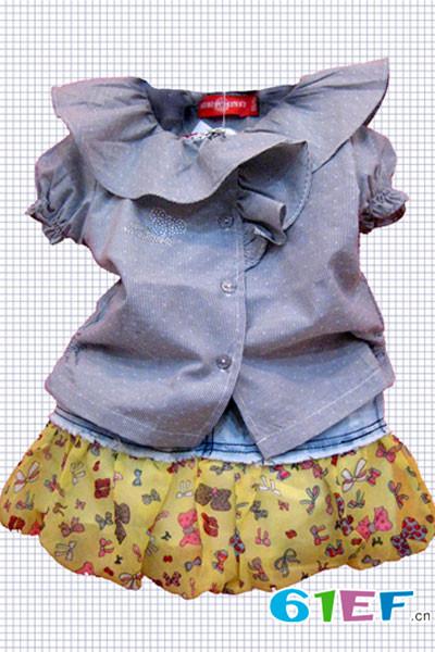 亲亲宝贝童装品牌