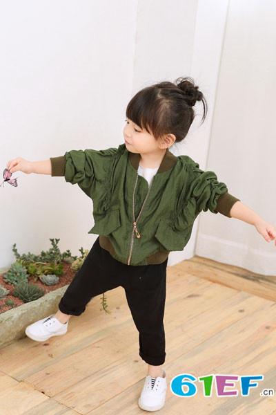 大宝小宝童装品牌2017年春夏新品