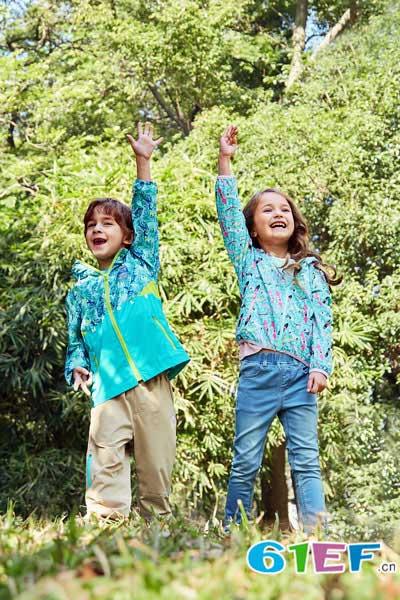 卡波树童装品牌特色将功能性与时尚流行极好的融合