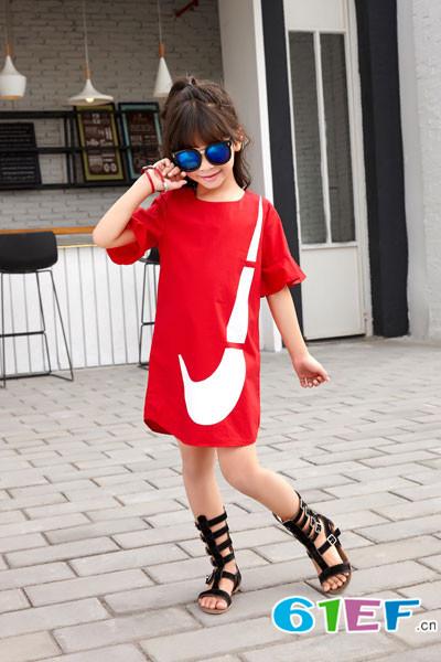 酷比小捍马童装品牌2017年夏季新品