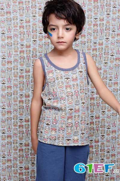 KICCOLY童装品牌2017年夏季新品