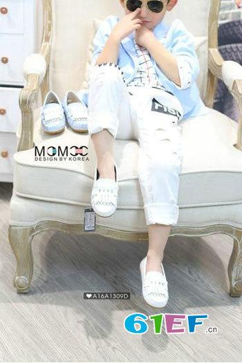 MOMX莫莫熙童鞋品牌 品牌风格: 高贵・玫瑰后花园