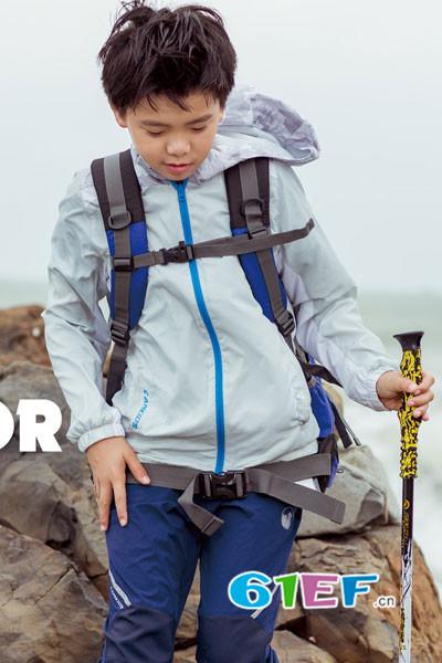 CAMKIDS垦牧户外童装品牌2017年春夏新品