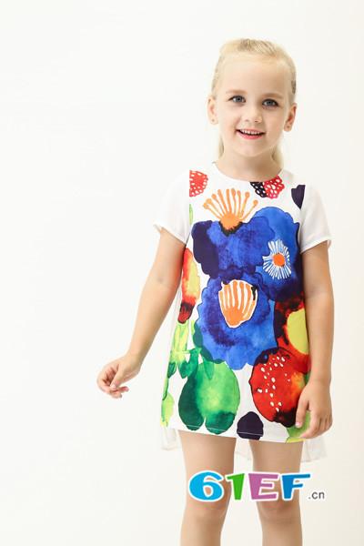 Folli Follie童装品牌2017年夏季新品