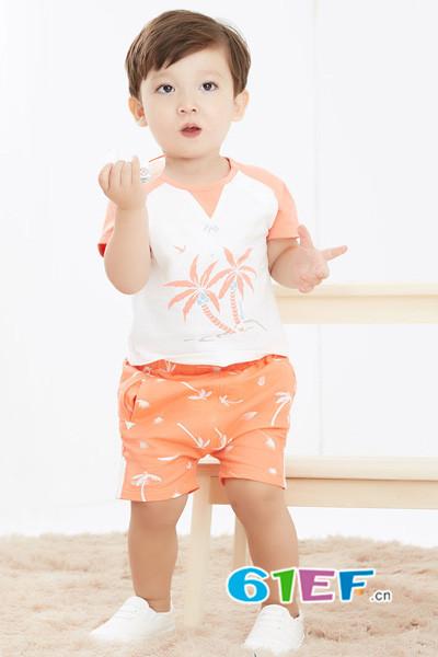 麦吉安琪童装品牌2017年春夏新品