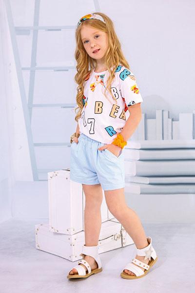 黑白熊品牌童装 2017年夏季新品