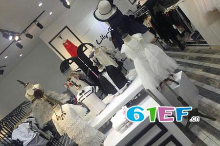 2017LILy-DIARy莉莉日记店铺展示