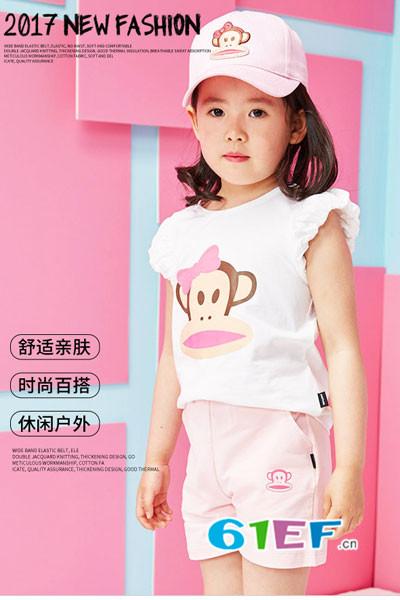 大嘴猴童装品牌特色 魅力超群的原创设计、明快活泼的色彩