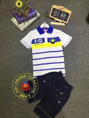 【剑桥】童装T恤 品牌折扣尾货批发