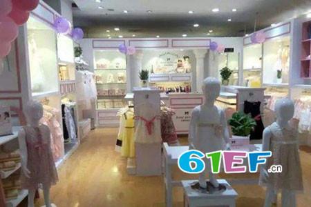 2017安妮公主店铺展示