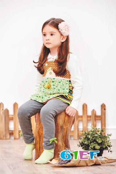 三木比迪童装品牌,婴幼儿服饰的领头羊