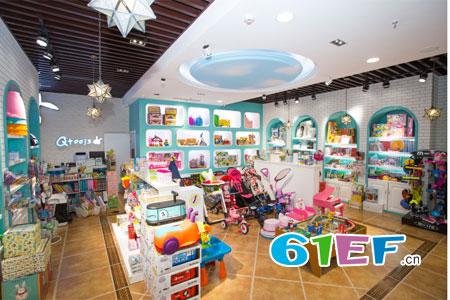 Qtools店铺展示