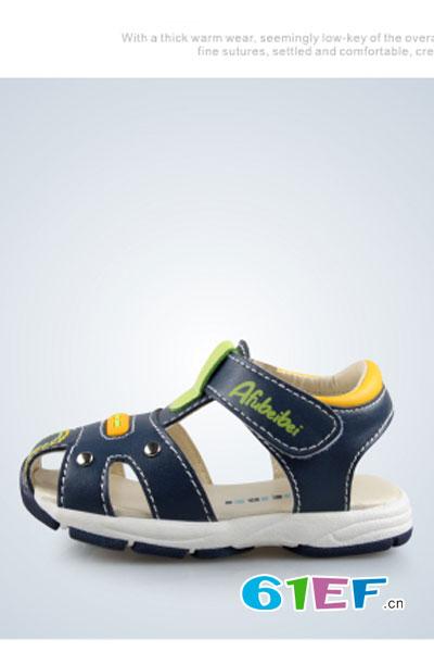 阿福贝贝童鞋品牌2017年夏季凉鞋
