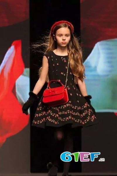 蒙娜丽莎童装品牌2017年秋季