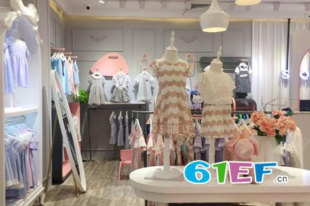 小象Q比童装品牌加盟优势多,开店支持力度大!