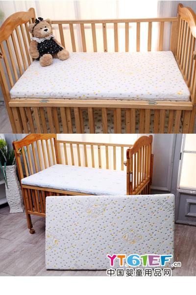 芬可婴童床垫婴童用品更适合骨骼发育、健康环保、可水洗清洁