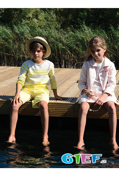 Bonpoint童装品牌2017年夏季