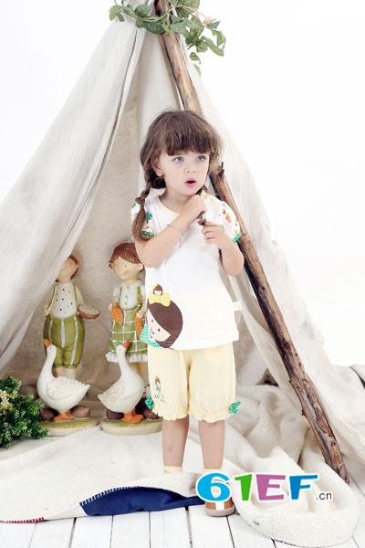 三木比迪童装品牌,彰显品味生活,畅享自然观念