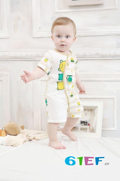 内衣、床品常用优质面料,我选三木比迪童装品牌