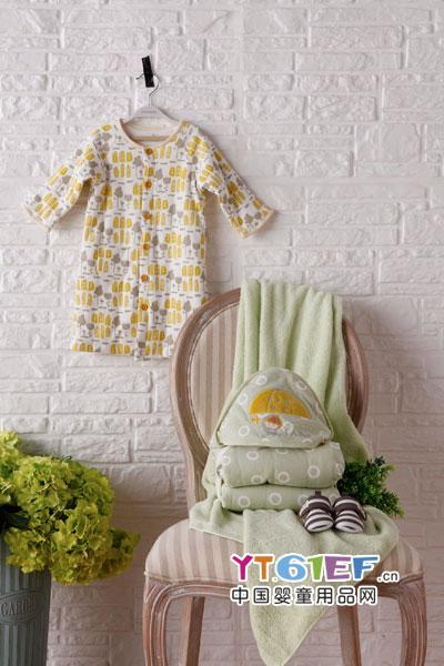 三木比迪童装品牌,在陪伴下健康、快乐地成
