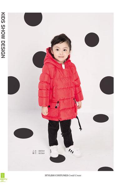 土巴兔童装品牌,让中国宝宝显得更加时尚自信