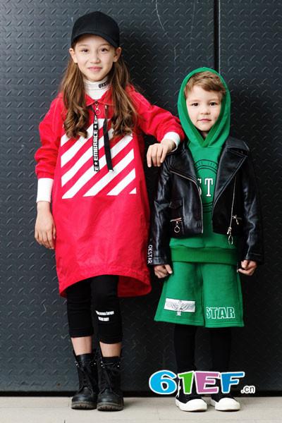 加盟OKstar欧卡星童装品牌,品牌实力有保证