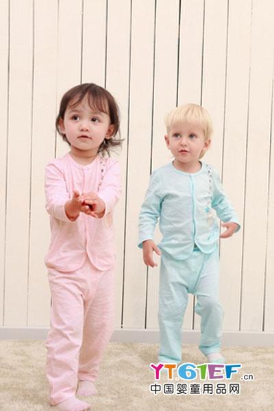 米可・波米 环保、安全的面料给宝宝贴近自然的健康呵护