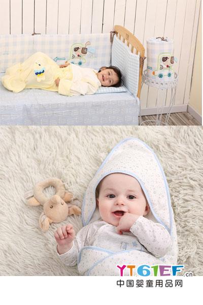 米可・波米 婴童用品专注0-3岁婴童内衣、床品、棉品小件