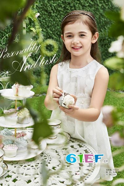卡莎梦露童装品牌2017年夏季