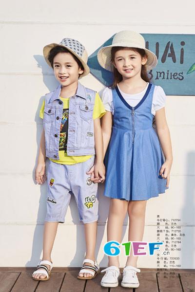 卡莎梦露童装品牌  具有商场专柜经营管理经验  开童装店