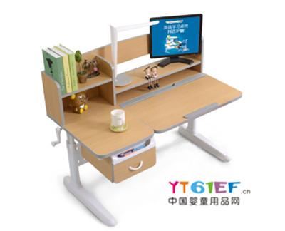 消费者购买儿童学习桌找护童,护童为孩子健康助力