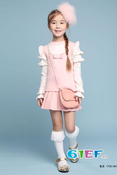 小象Q比童装品牌,专注女童事业全面发展