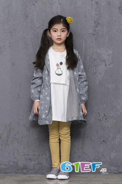 免费供货模式招商,加盟诺麦然童装品牌无须承担库存风险